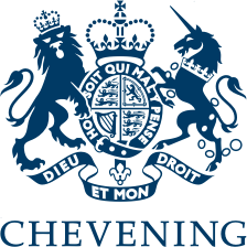 Chevening logo (back to homepage)
