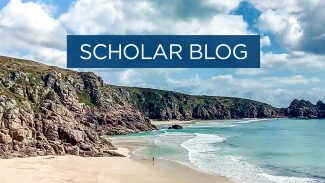 Scholar blog - best UK beaches