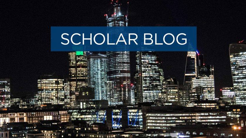 Scholar blog - buildings that look amazing at night