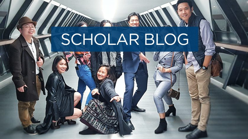Scholar blog - my best Orientation moments