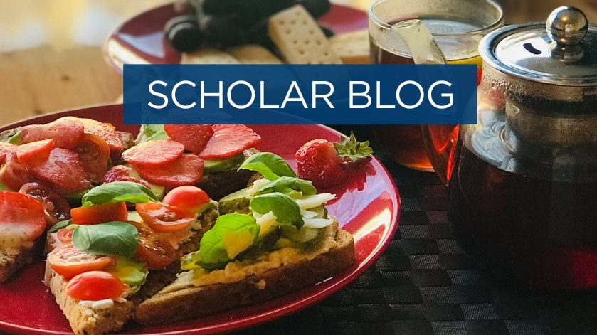 Scholar blog - things that make me miss home a little less