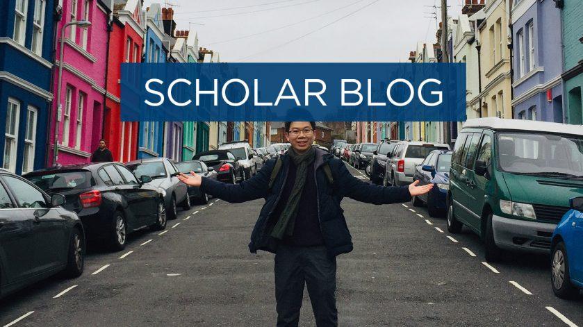 Scholar blog - ways I celebrated the holidays