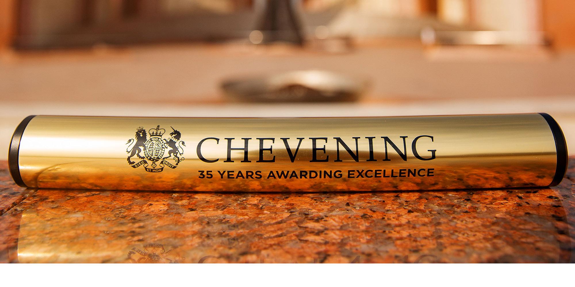Chevening Baton