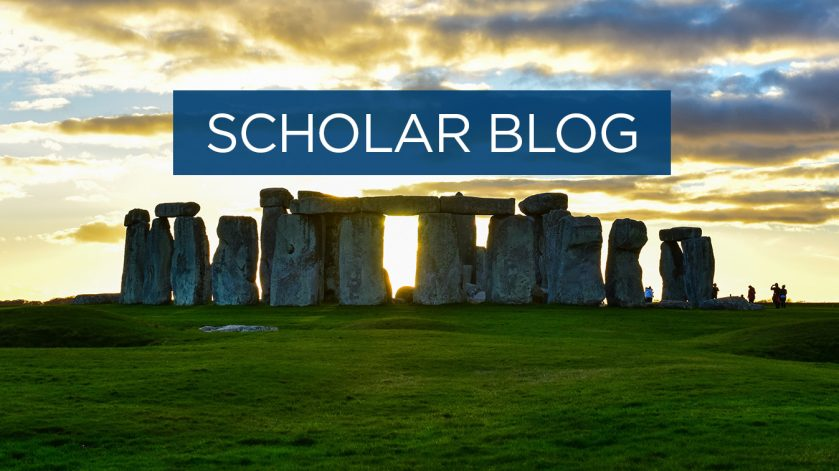 Scholar blog - a lovely UK sunrise or sunset - 2