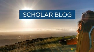 Scholar blog - landscapes that took my breath away