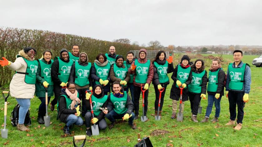 scholars-volunteer-environment