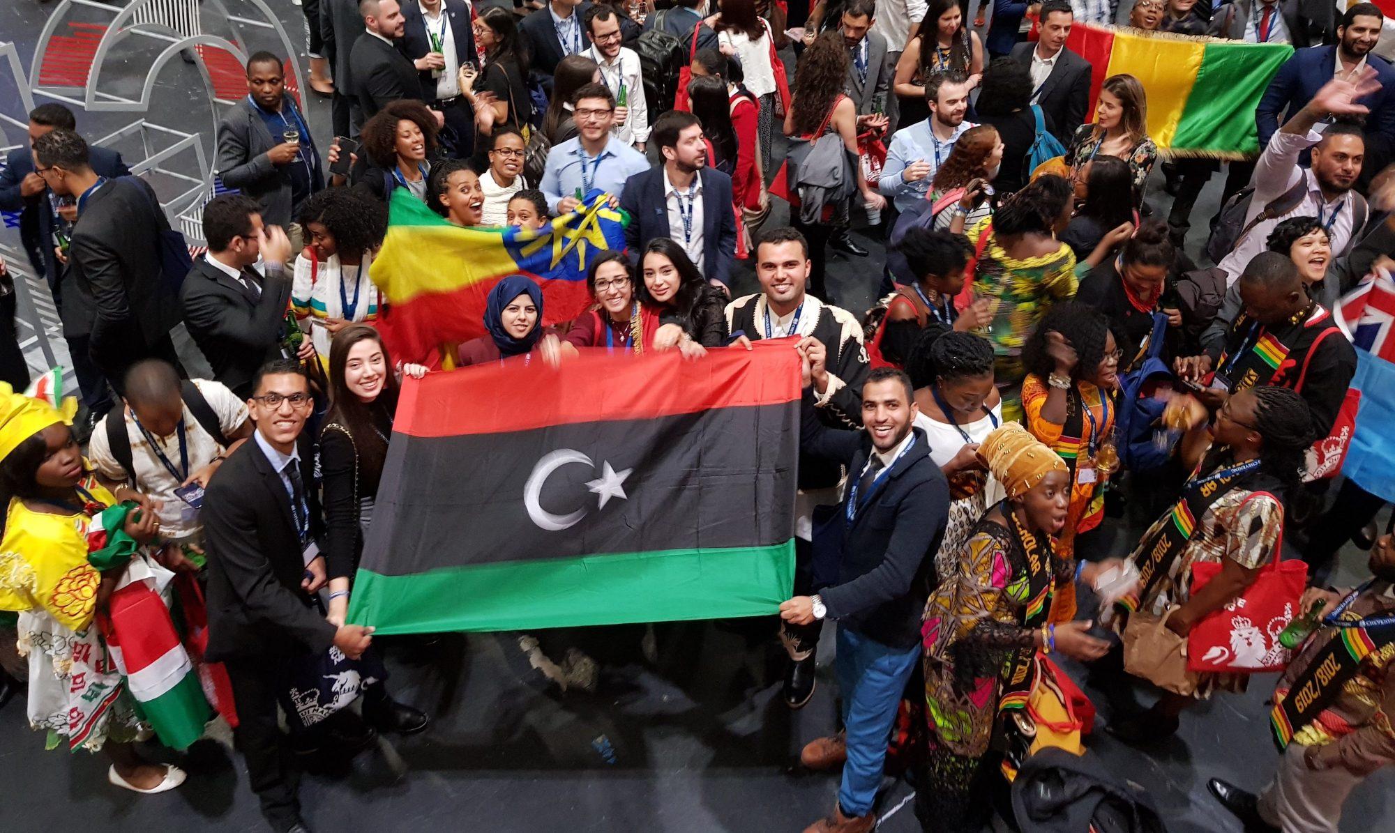 Chevening in Libya