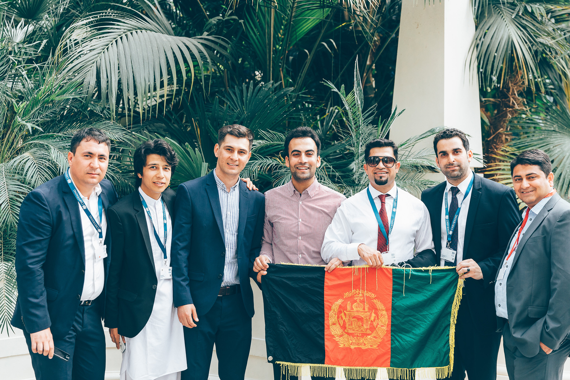 Chevening in Afghanistan