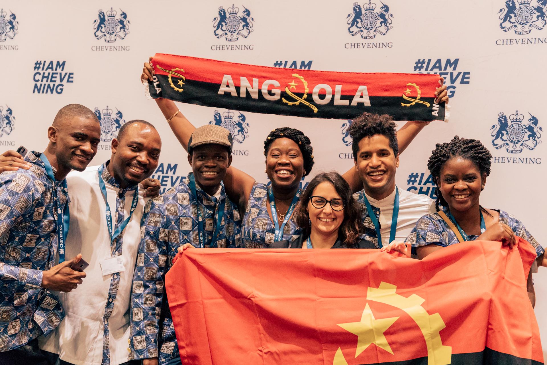Chevening in Angola