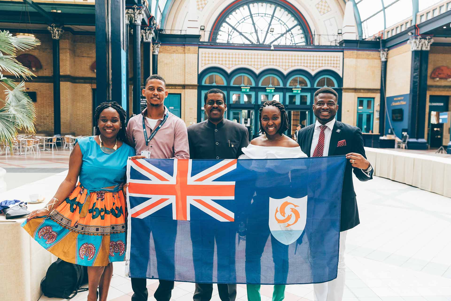 Chevening in Anguilla