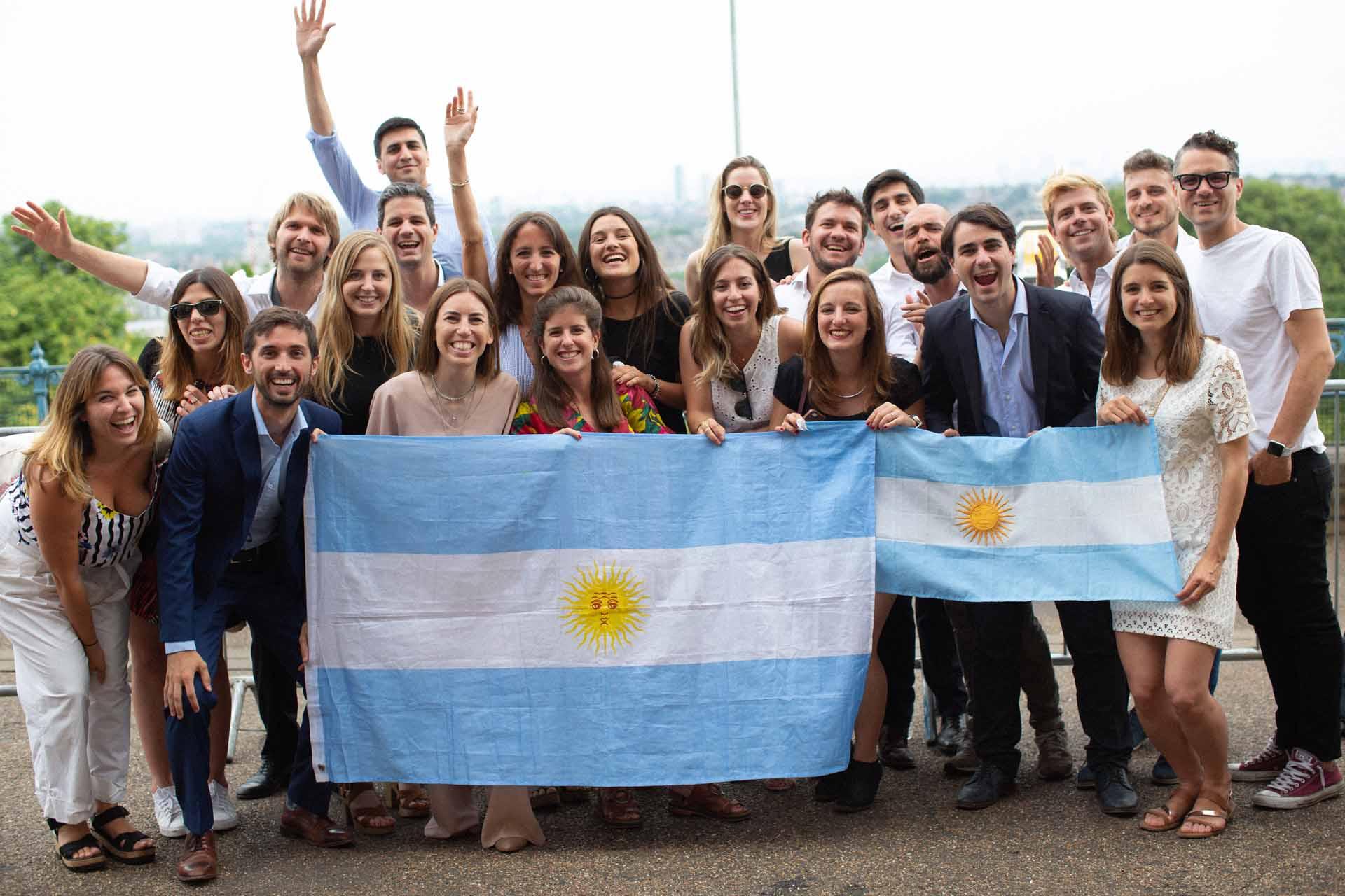 Chevening in Argentina