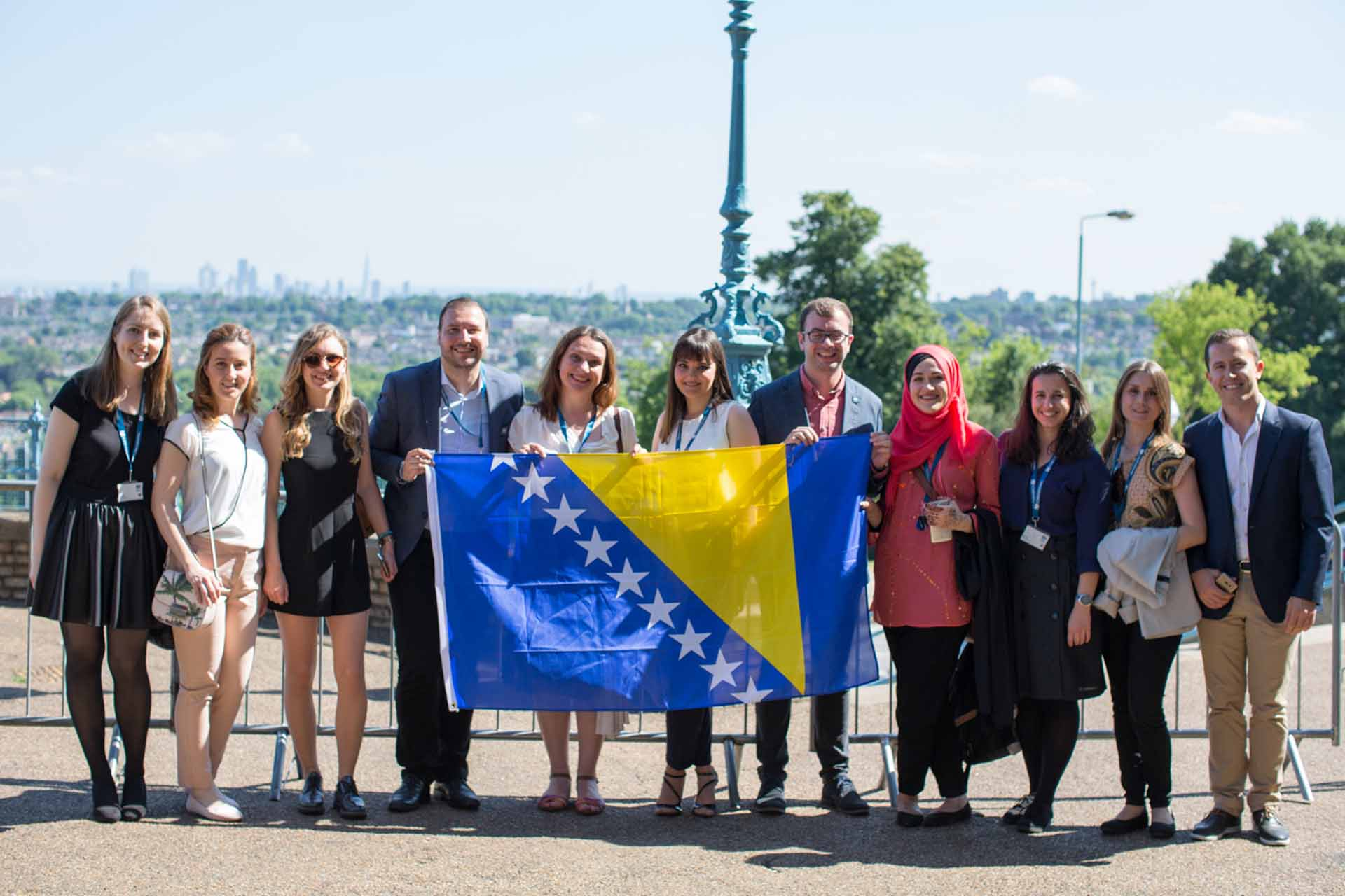 Chevening in Bosnia and Herzegovina