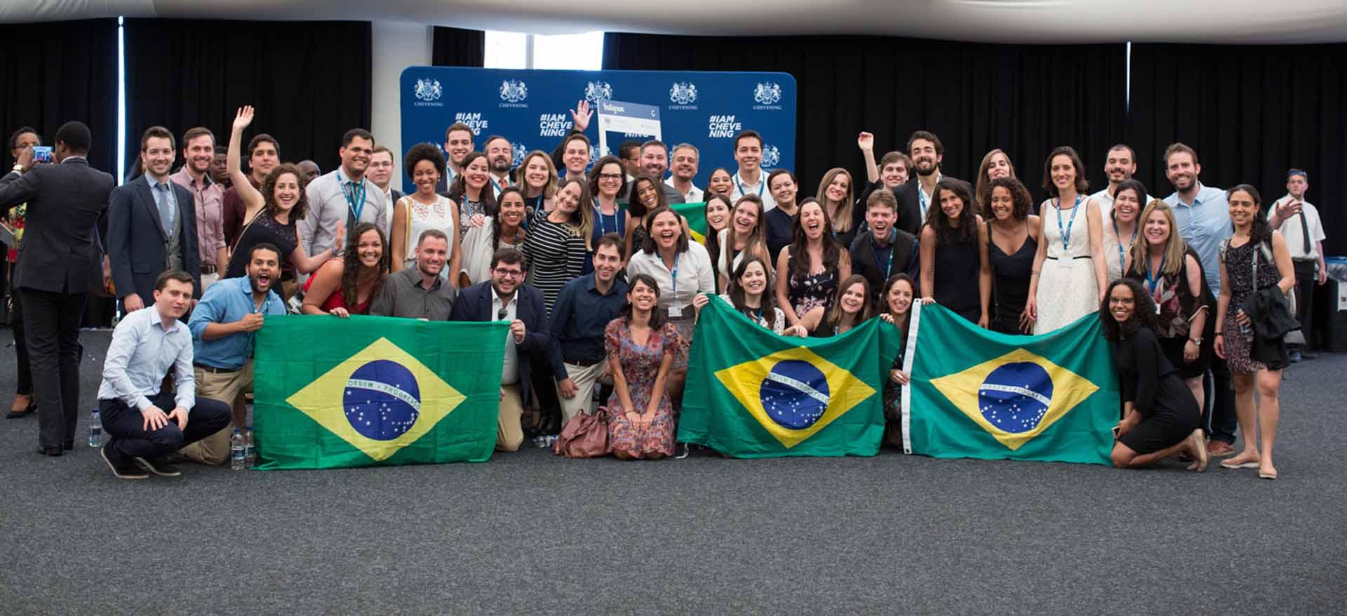 Chevening in Brazil
