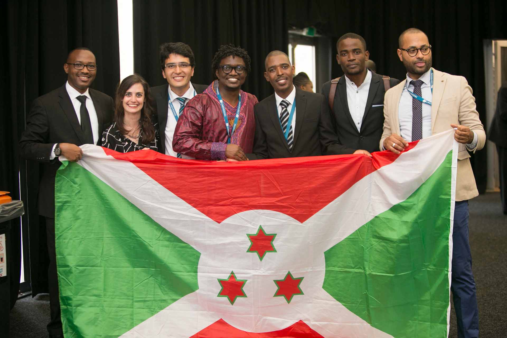 Chevening in Burundi