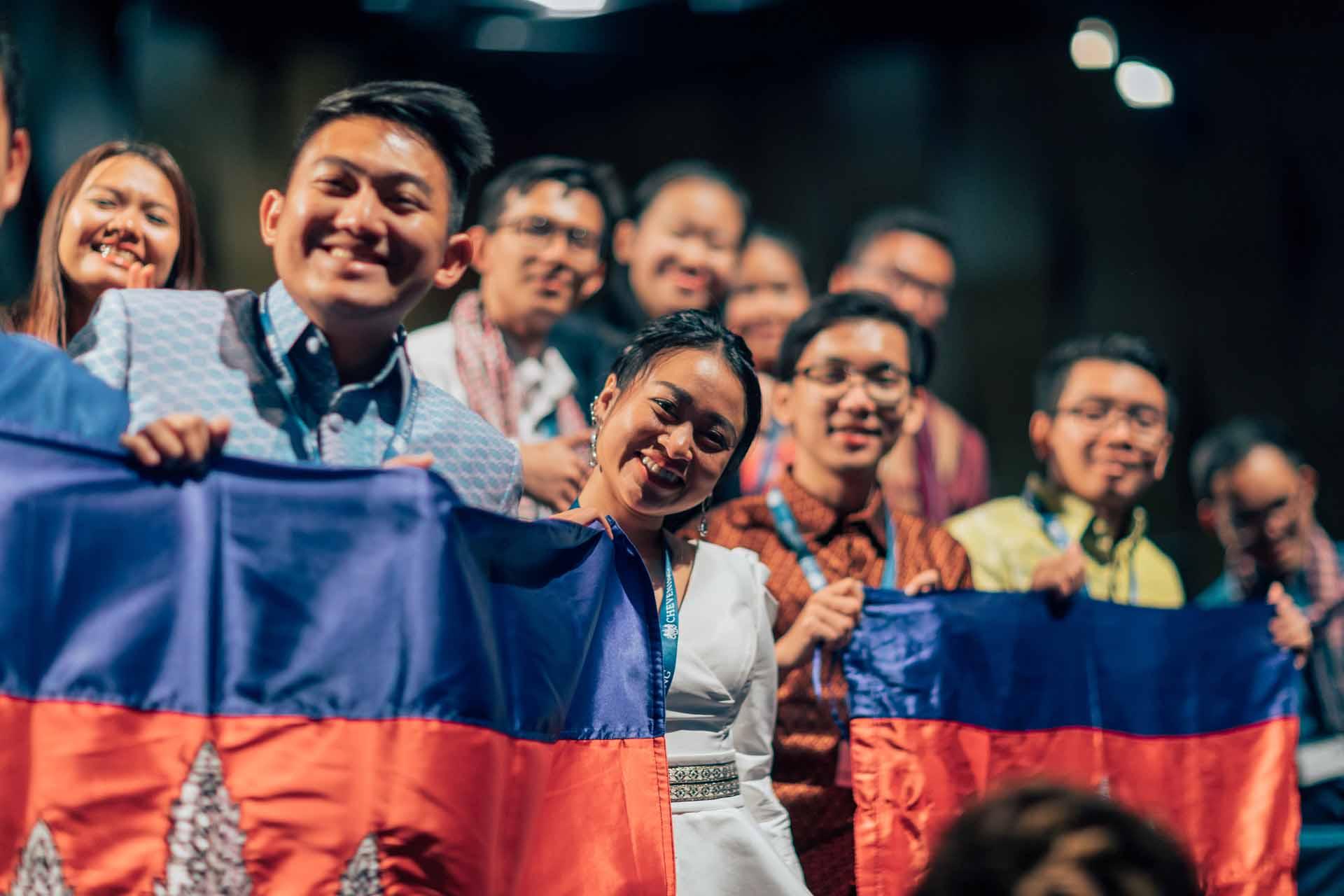 Chevening in Cambodia