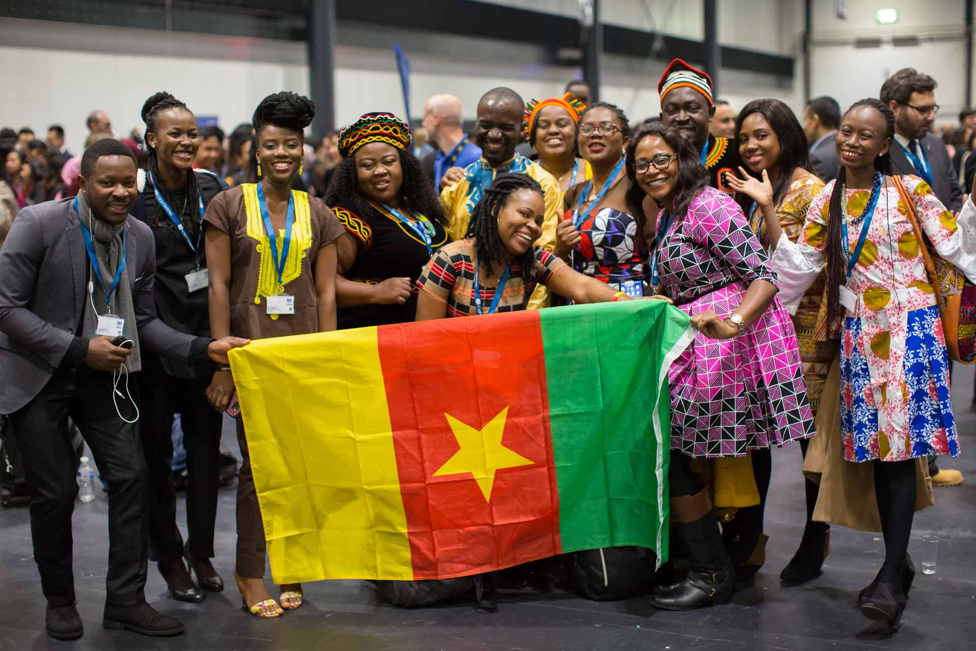 Chevening in Cameroon
