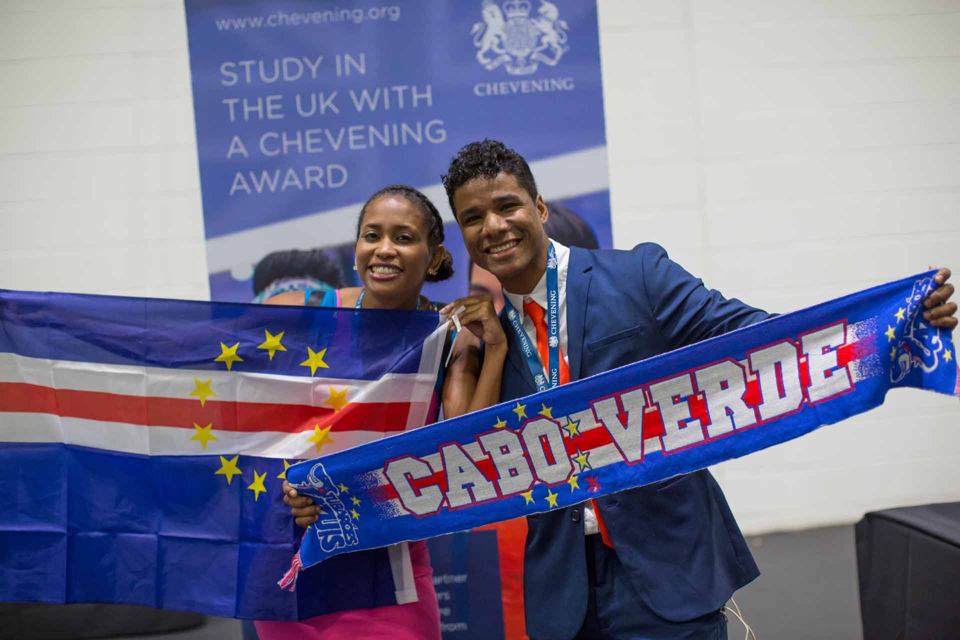 Chevening in Cape Verde