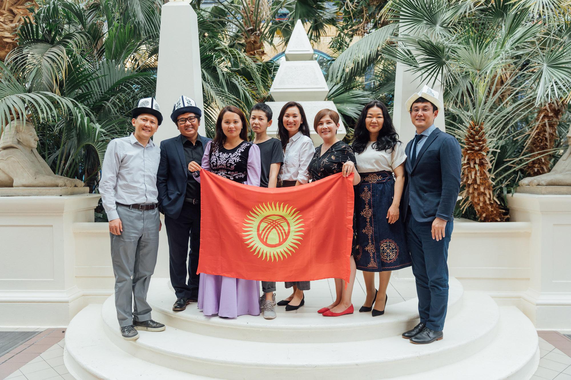 Chevening in Kyrgyzstan