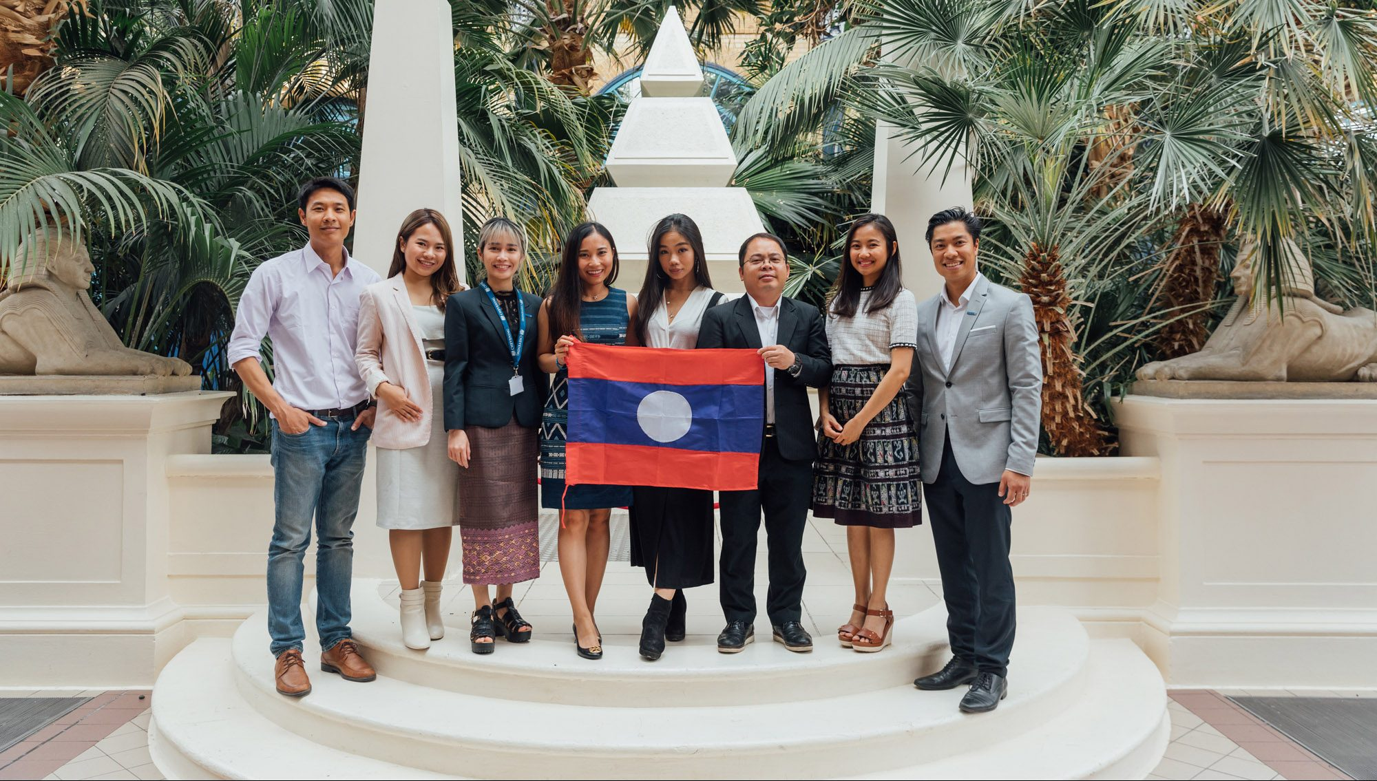 Chevening in Laos