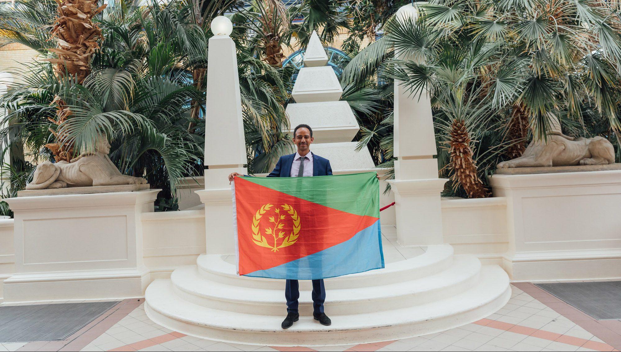 Chevening in Eritrea