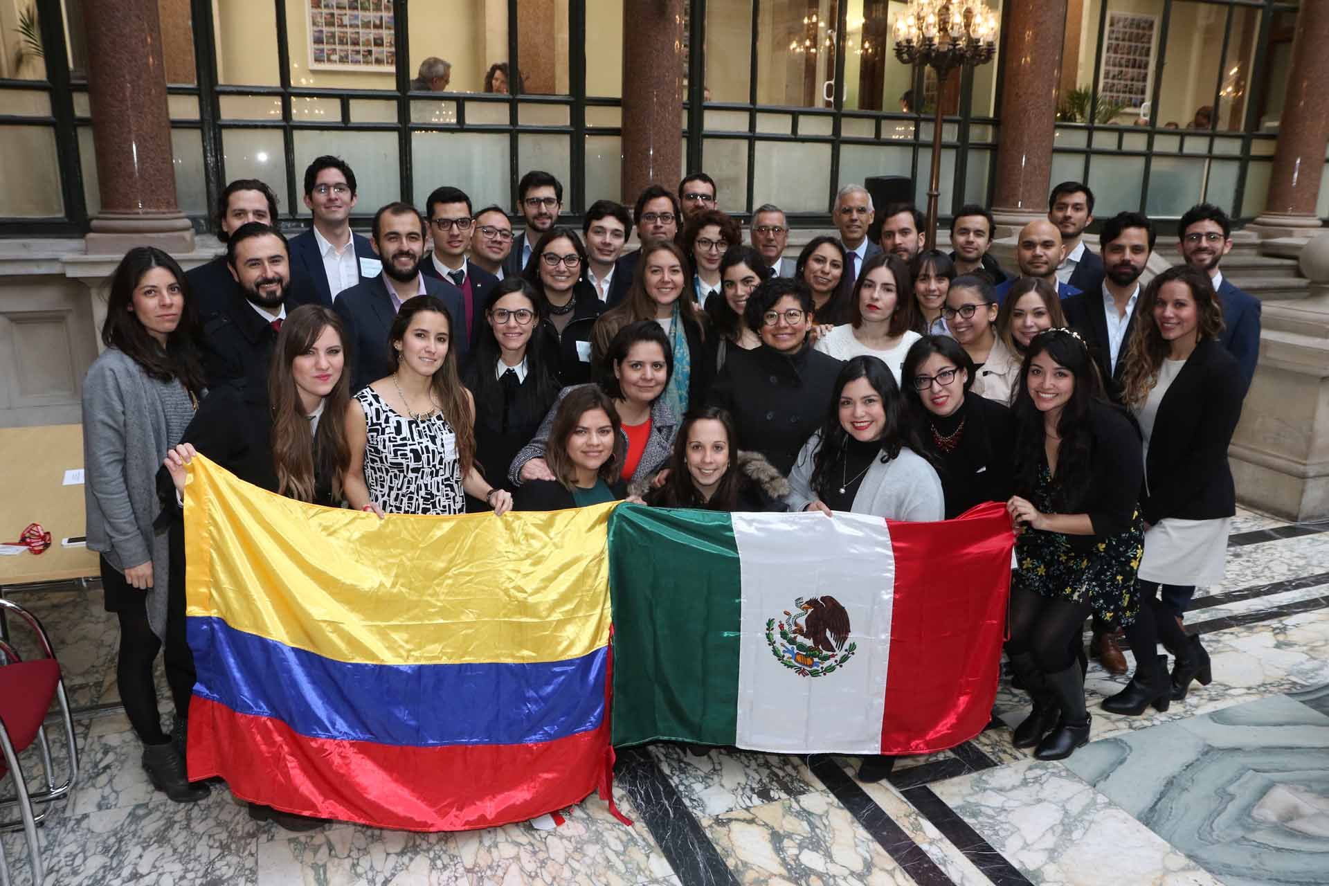 Chevening in Colombia