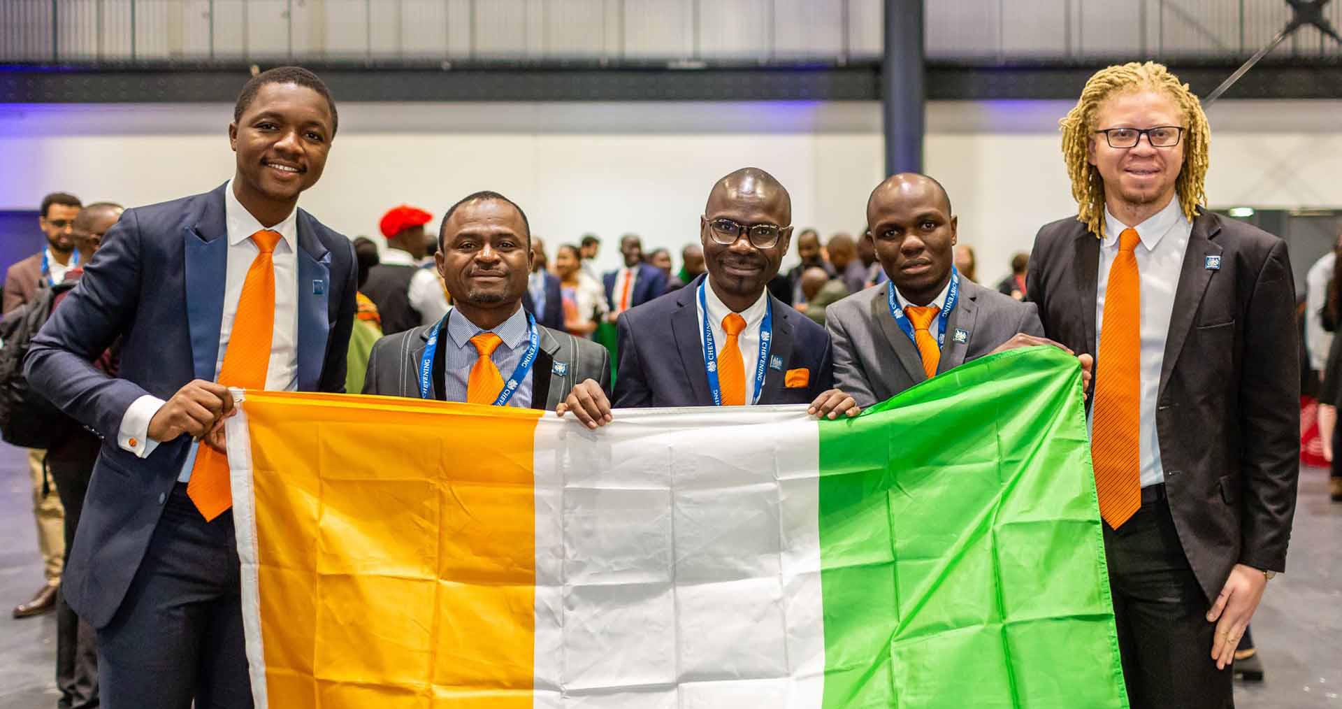 Chevening in Côte d'Ivoire
