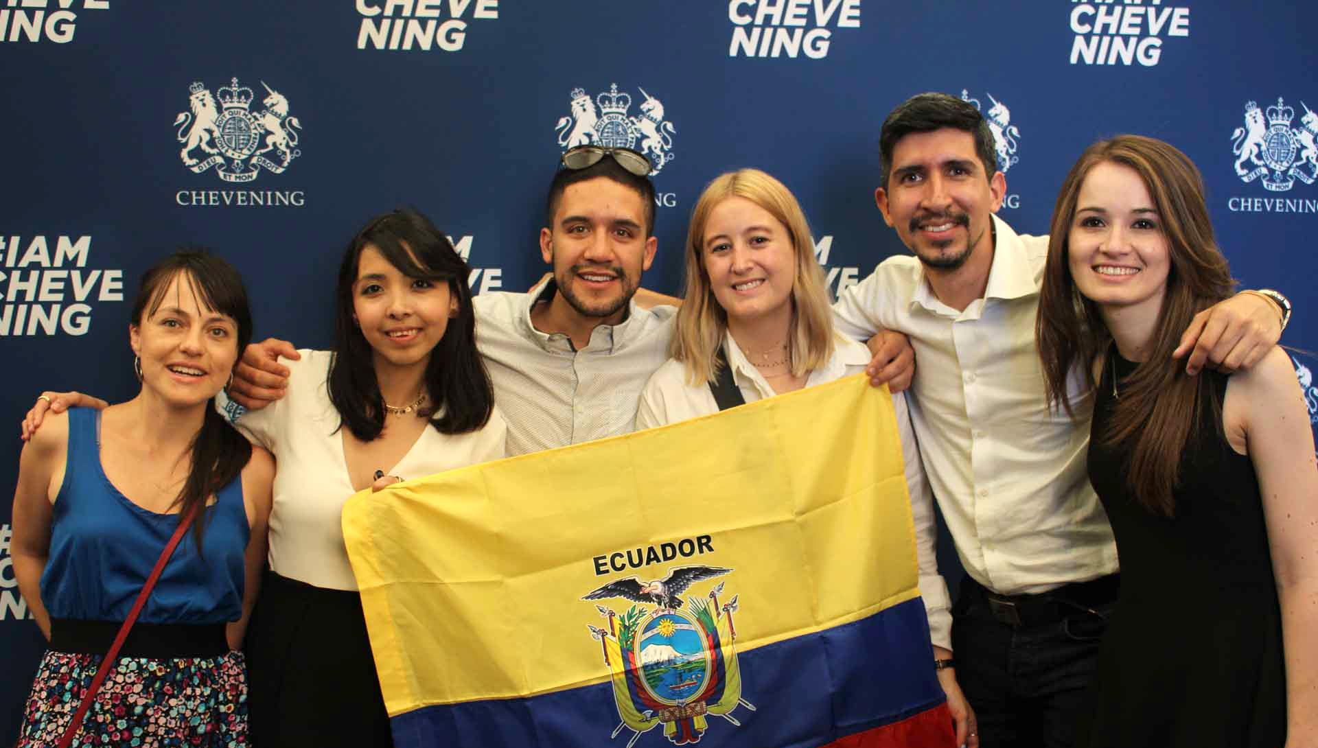 Chevening in Ecuador