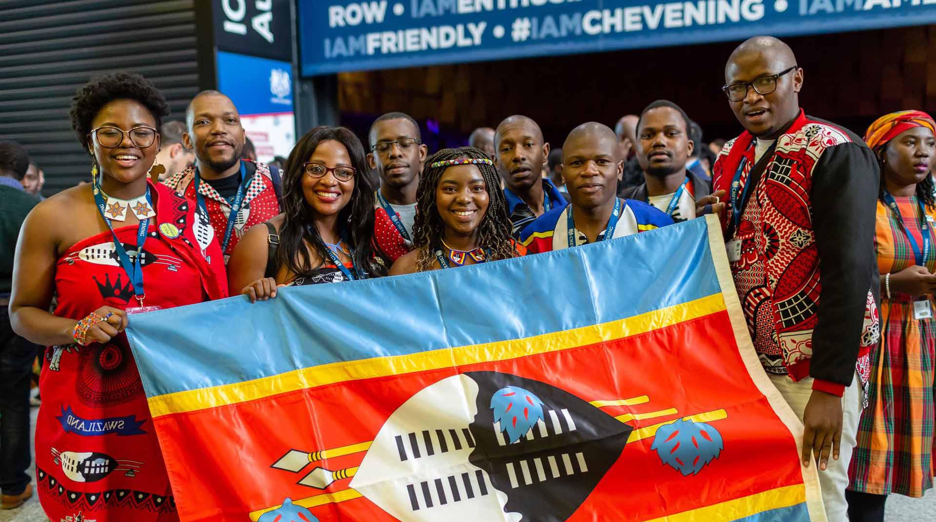 Chevening in Eswatini