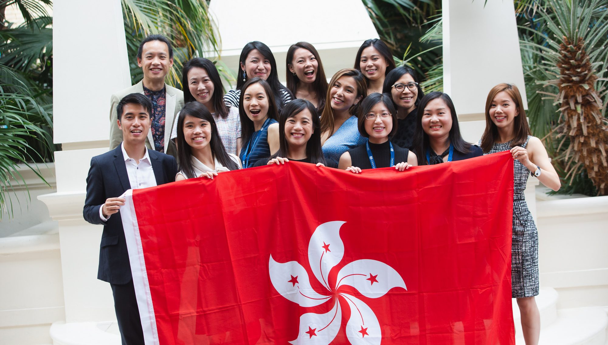 Chevening in Hong Kong