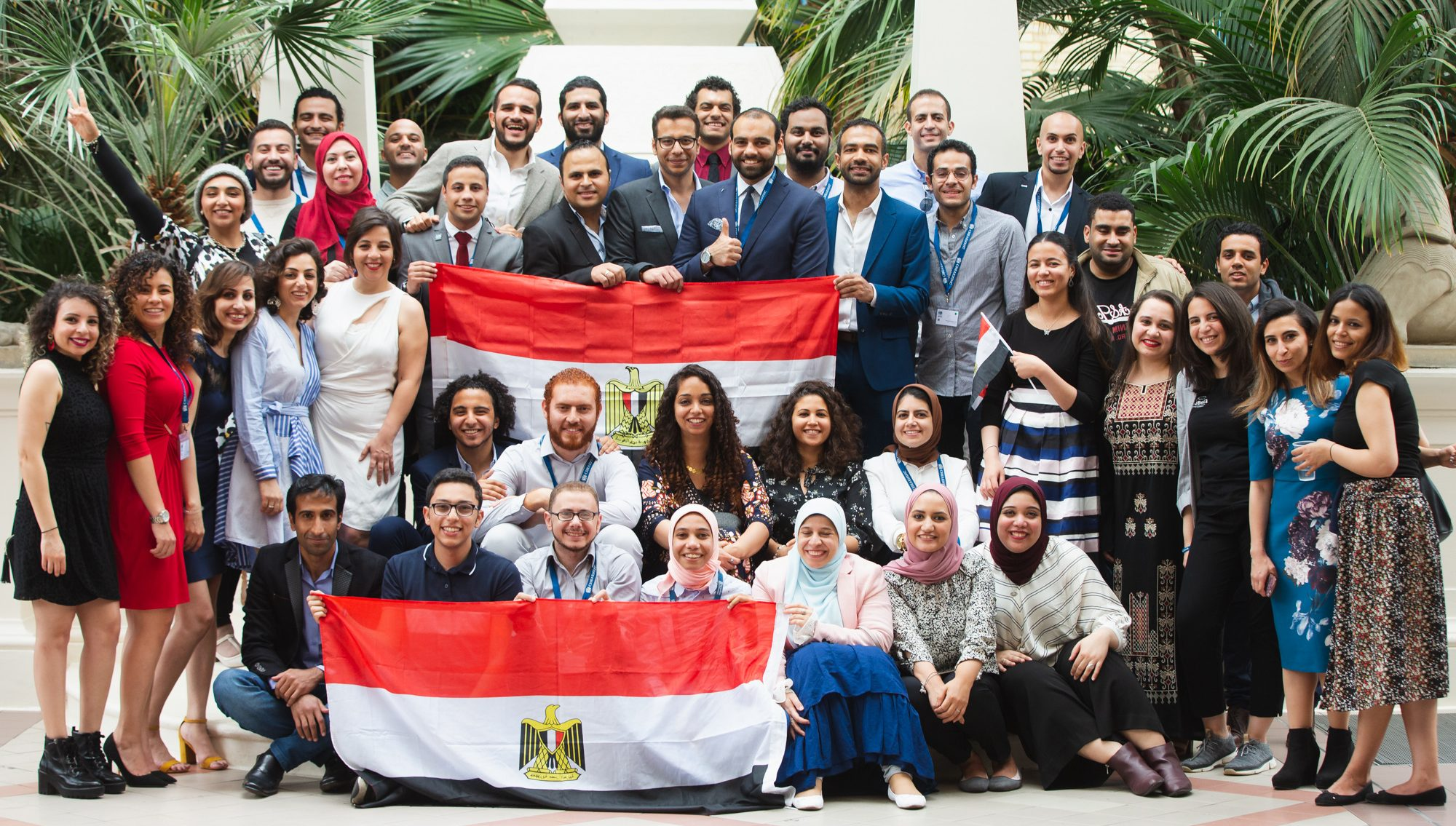 Chevening in Egypt