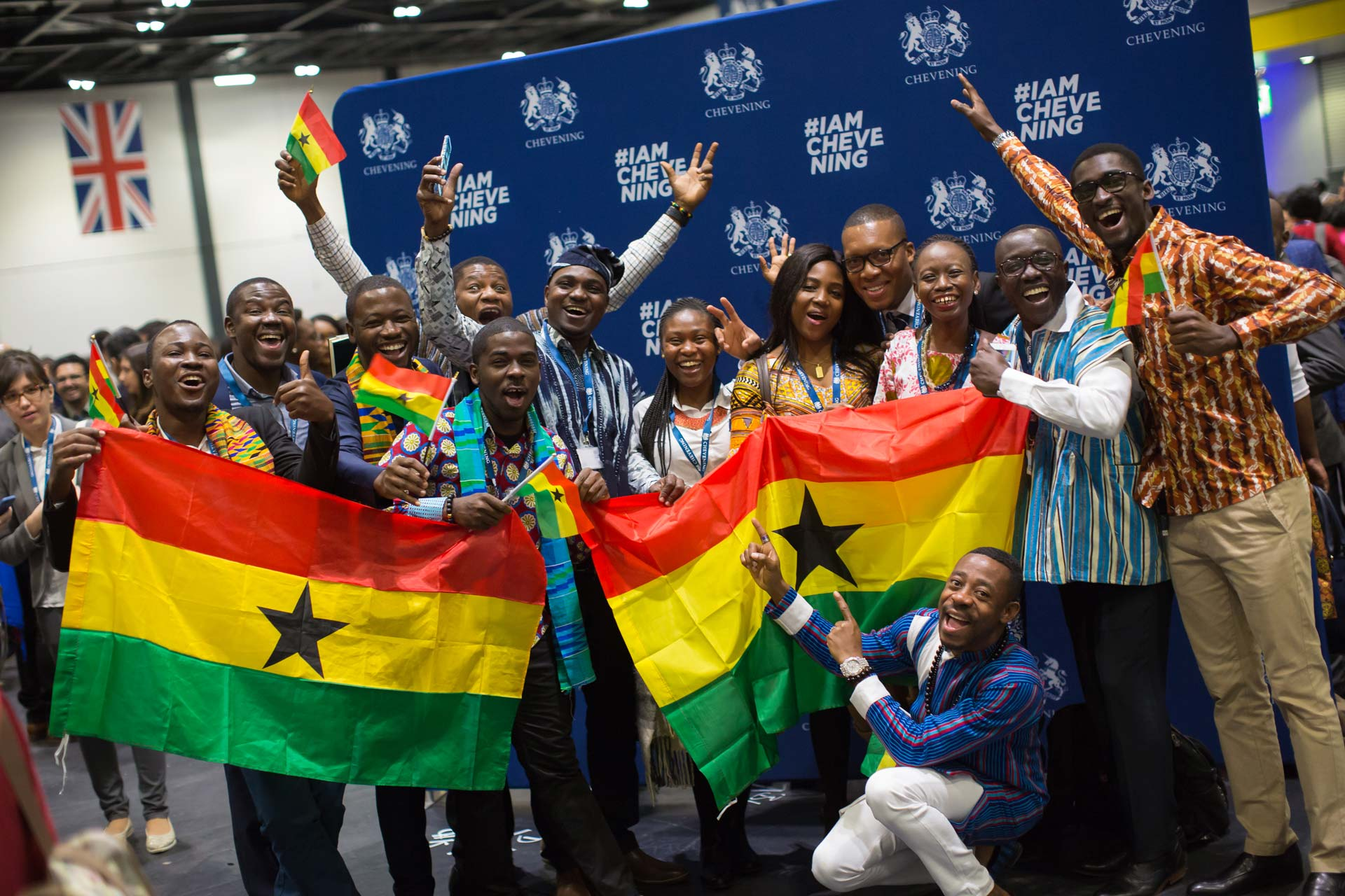 Chevening in Ghana