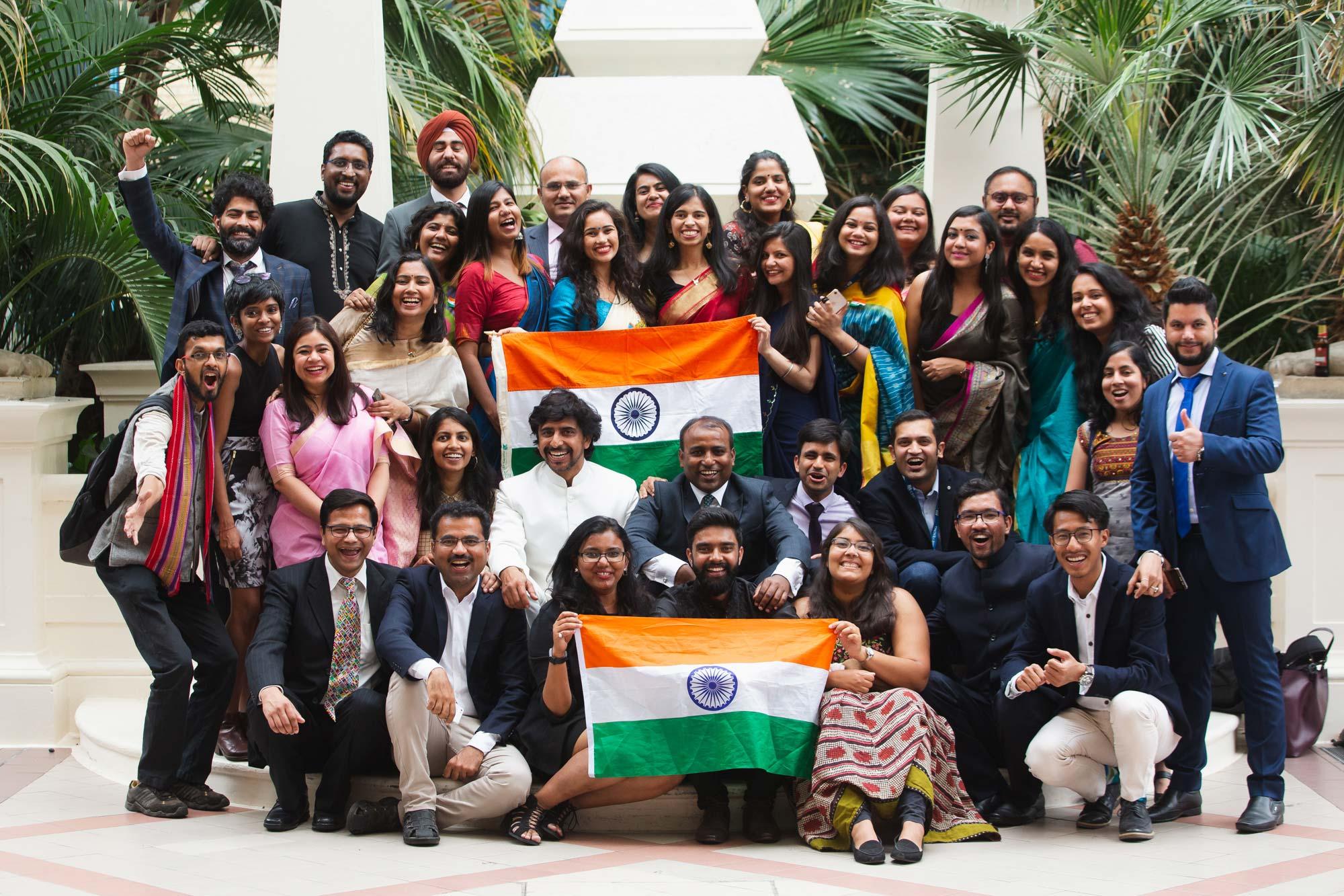Chevening in India