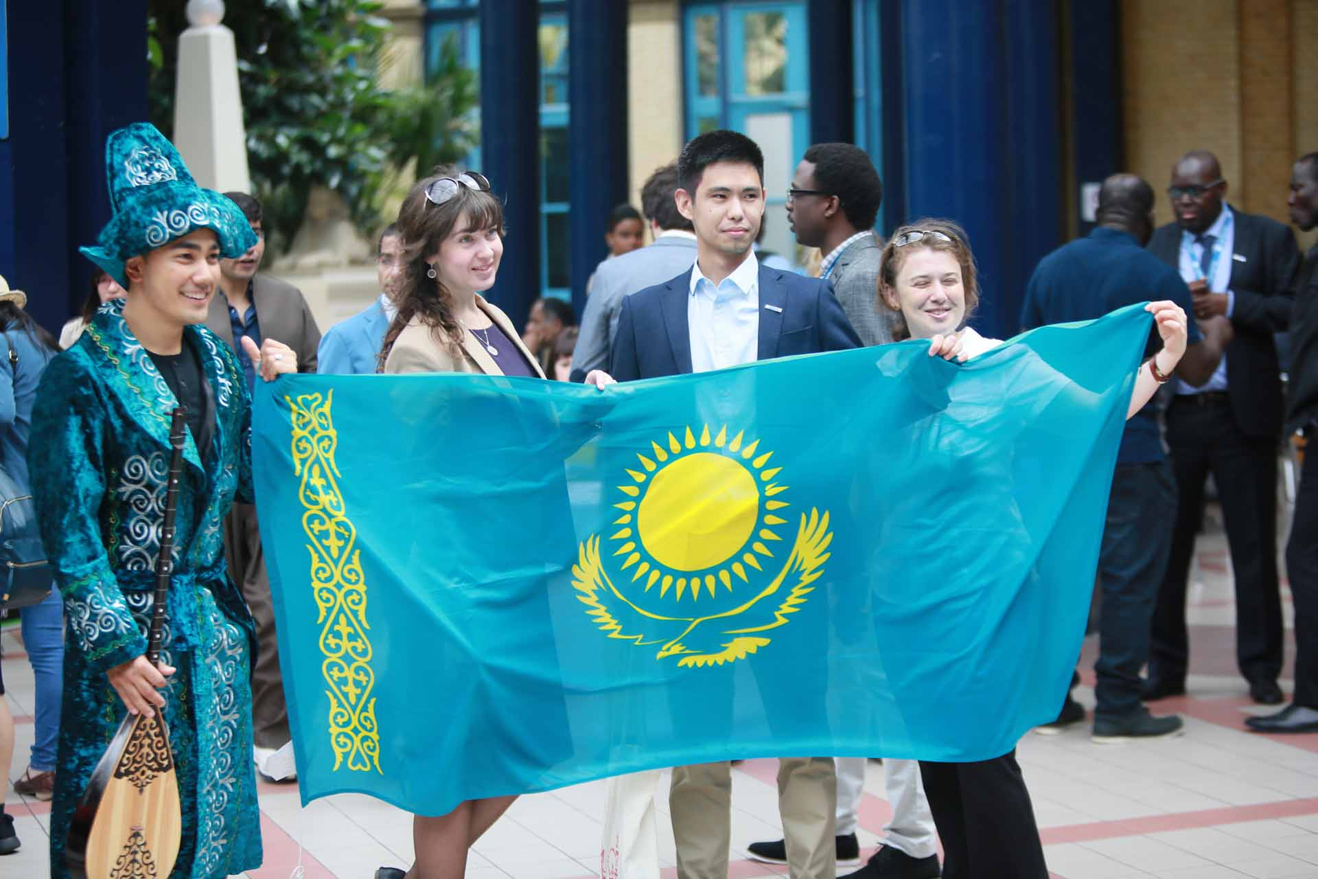 Chevening in Kazakhstan