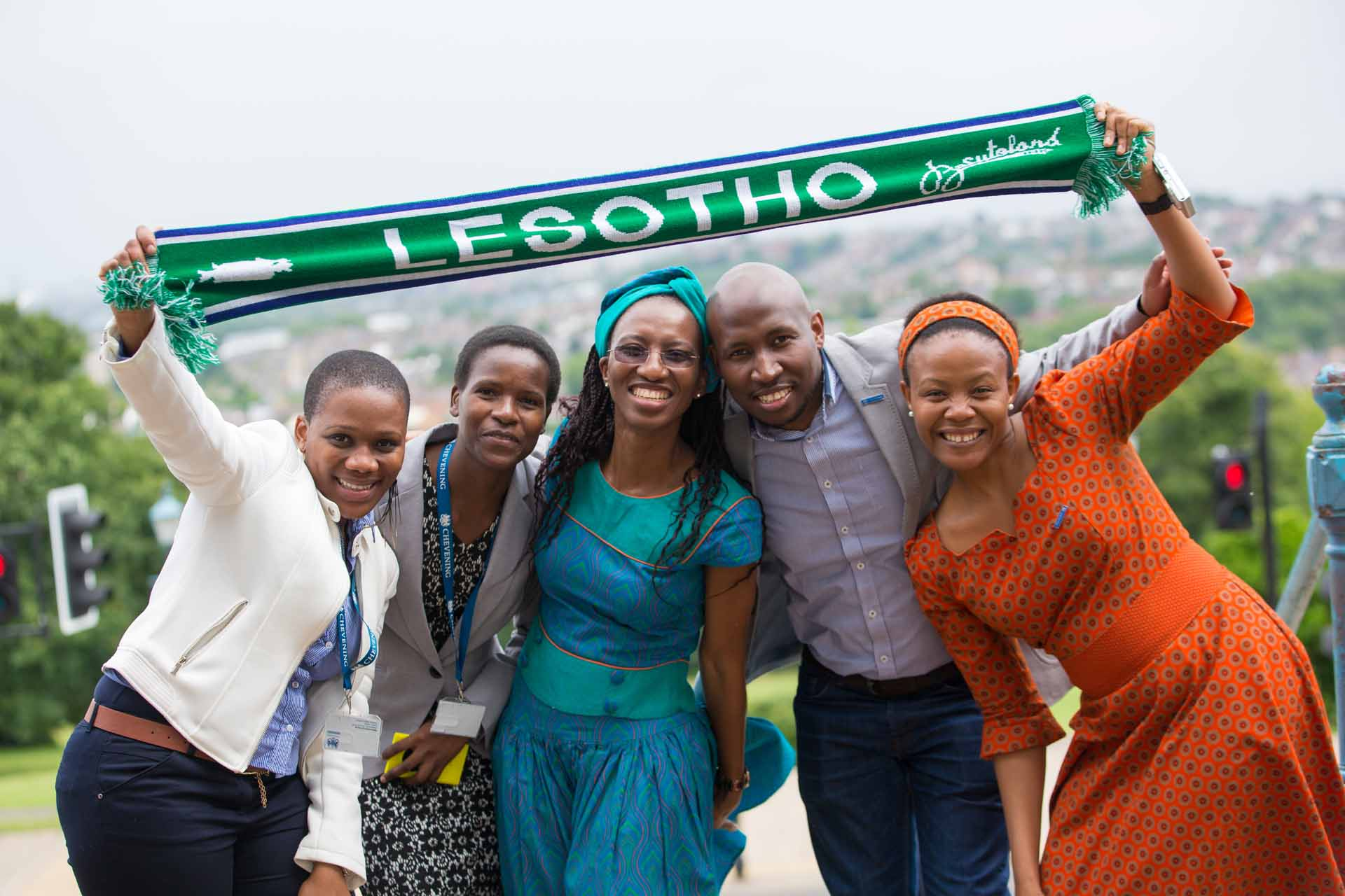 Chevening in Lesotho
