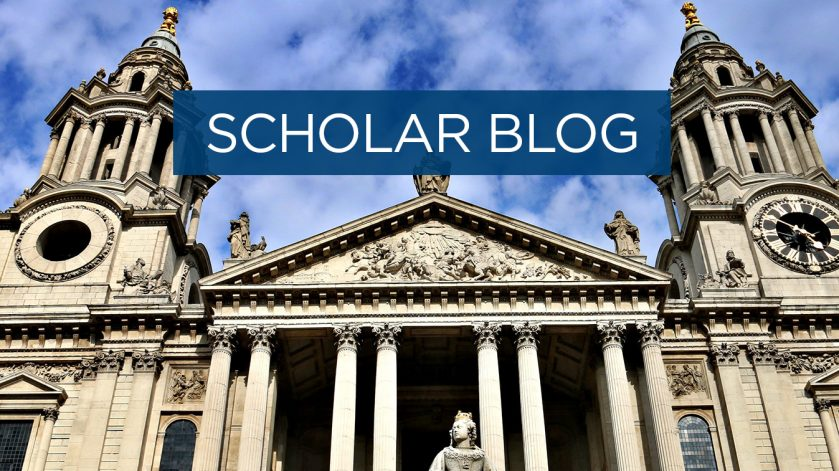Scholar blog - divine places of worship