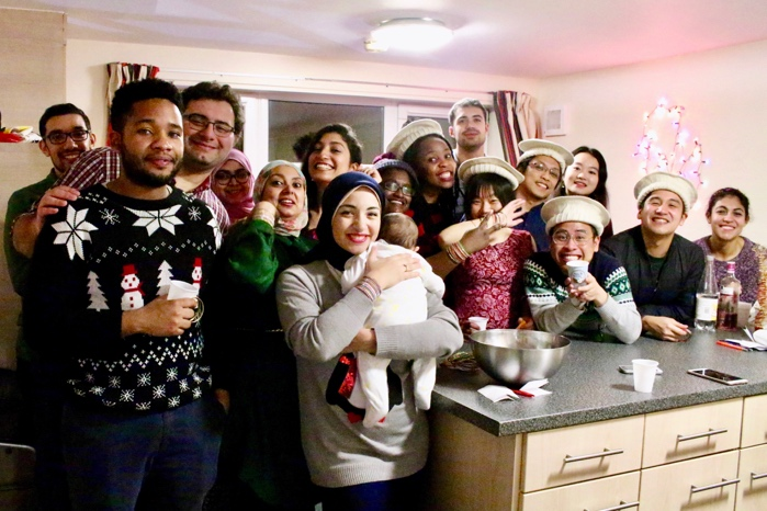 christmas scholars