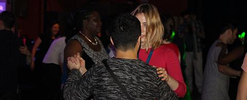 Scholars dance the night away in Glasgow