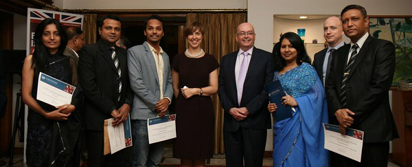 Chevening Scholars gather in Dhaka to mark 30 years of the programme in Bangladesh