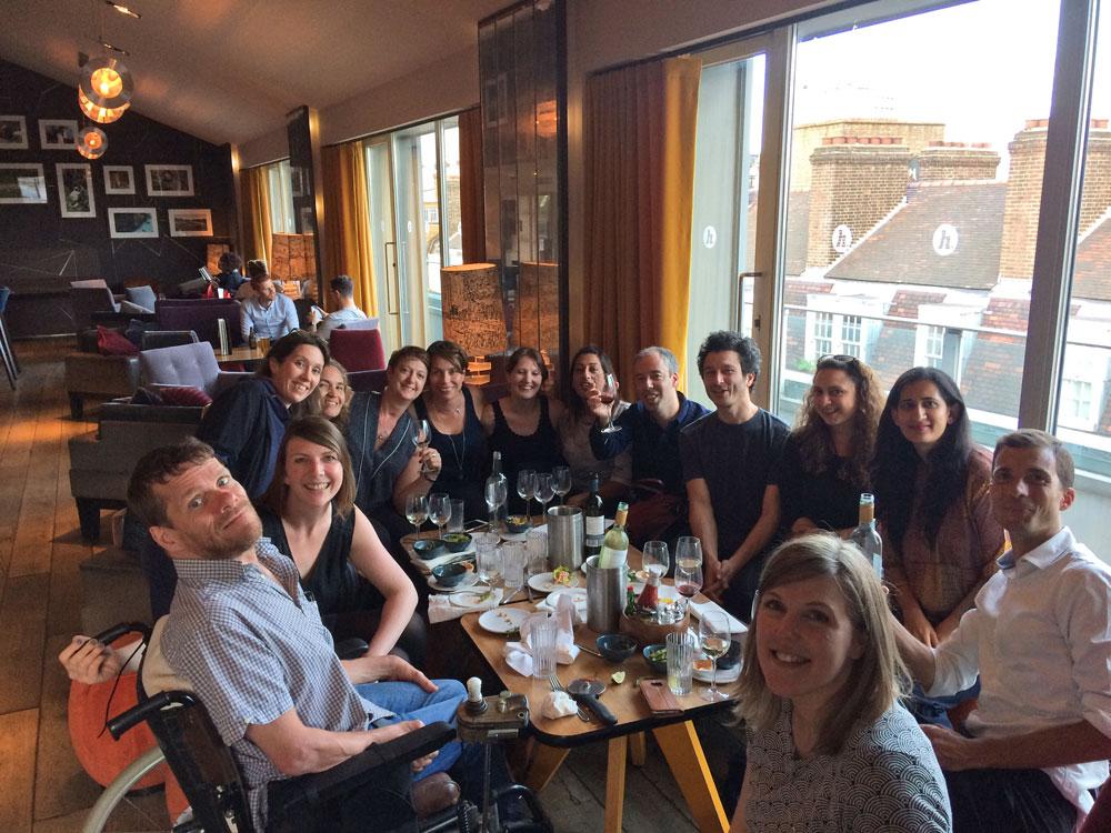 Chevening Clore Fellowship