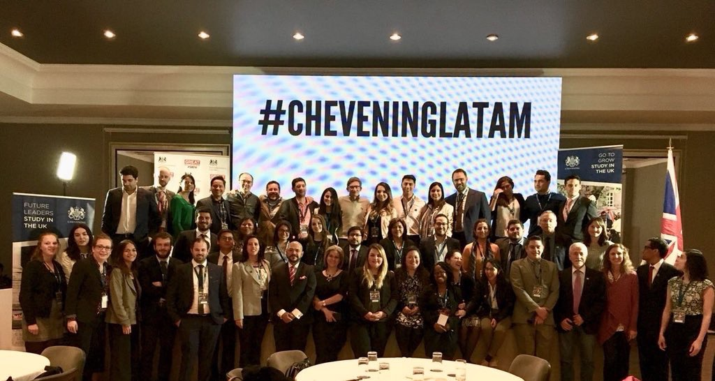 My Chevening journey: One year on