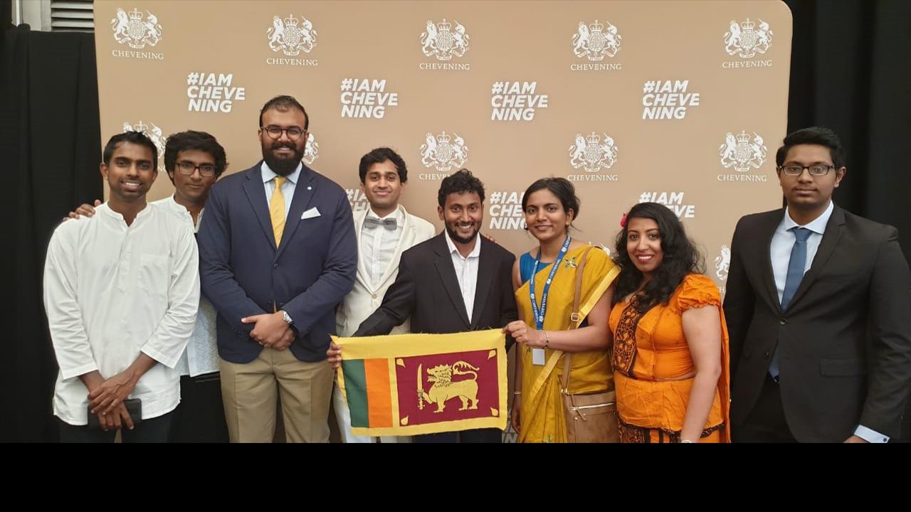 Chevening in Sri Lanka