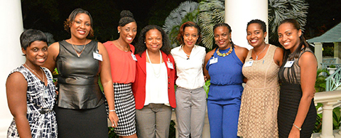 Caribbean alumni join forces for positive exchange