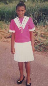 A younger Dr Dami Omoniyi