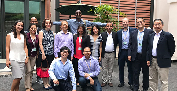 Chevening Alumni Reconnect at the AsiaGlobal Fellowship in Hong Kong