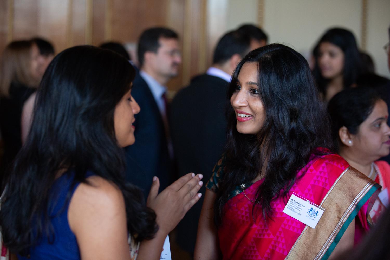 Prashansha Jain - a Financial Services Fellow - in conversation