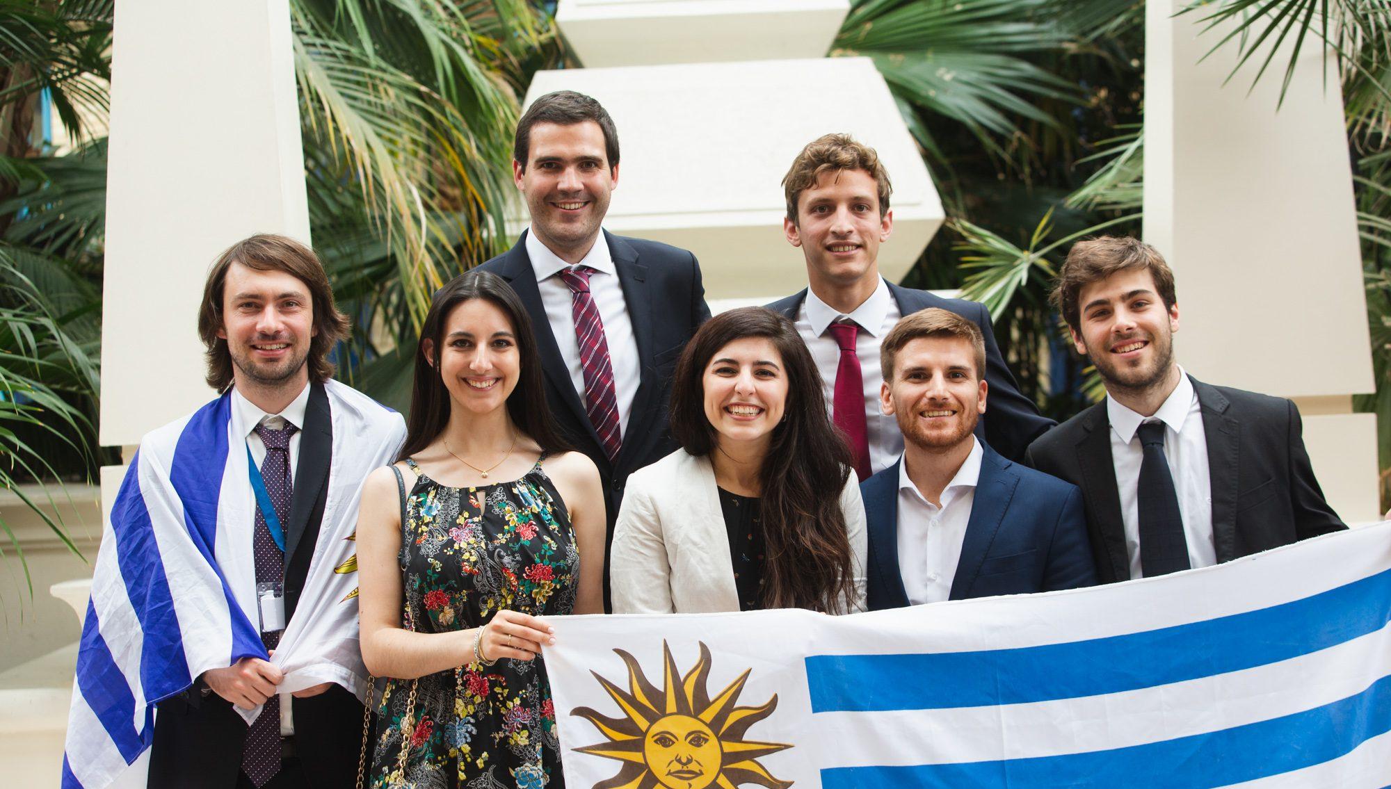 Chevening in Uruguay