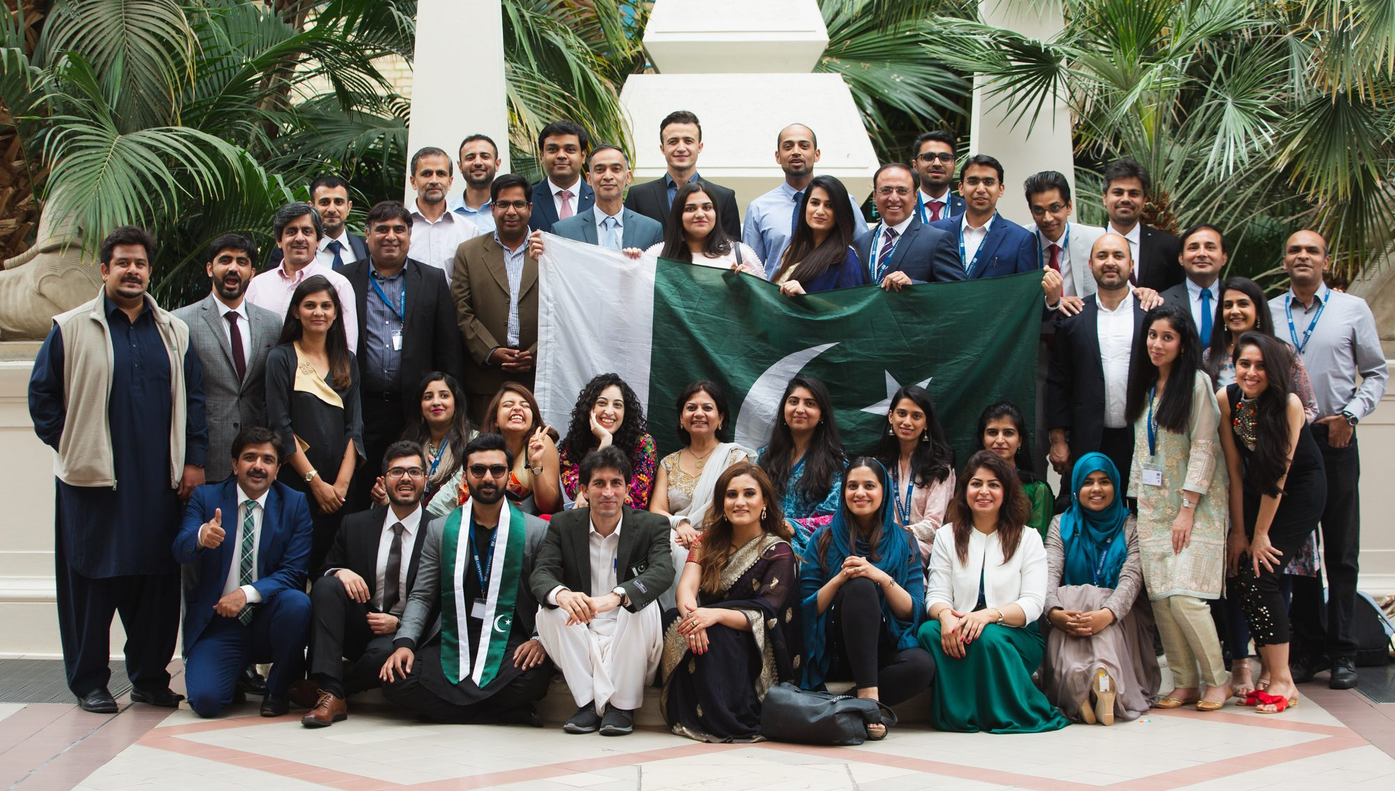 Chevening in Pakistan