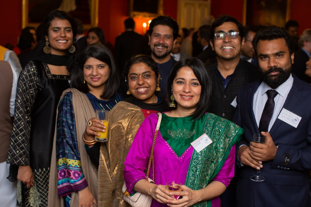 Fellows gather for fifth Annual Chevening Fellowships Dinner