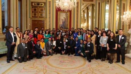 Chevening fellows