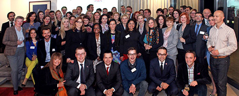 Central and Eastern European Chevening Alumni Network: from sharing best practice towards international leadership